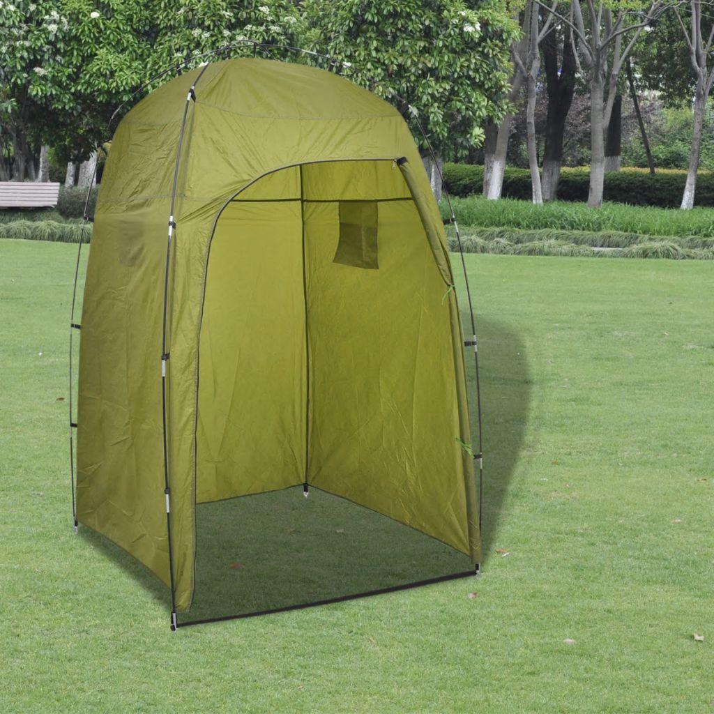 Душ / туалет / пеленальная палатка зеленый