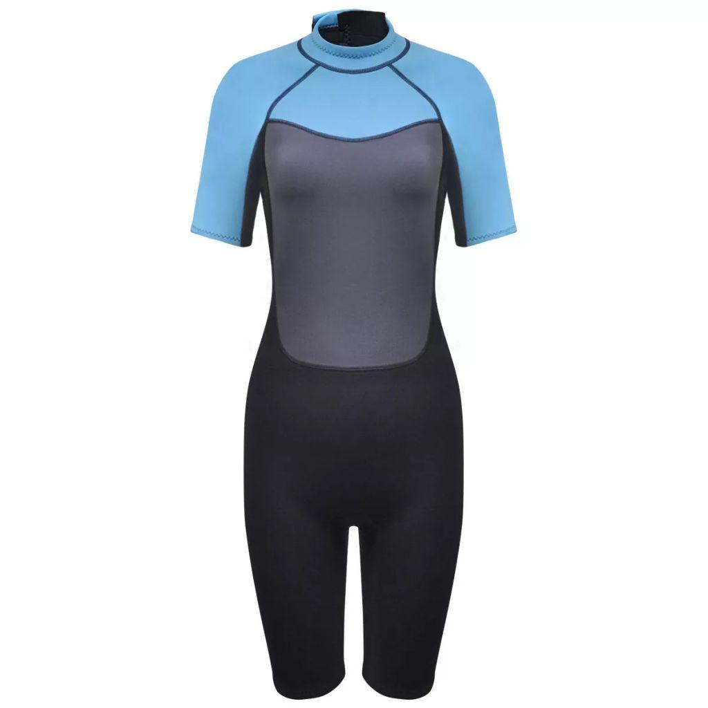 Γυναικείο κοντό Wetsuit XL 170 - 175 cm 2.5 mm