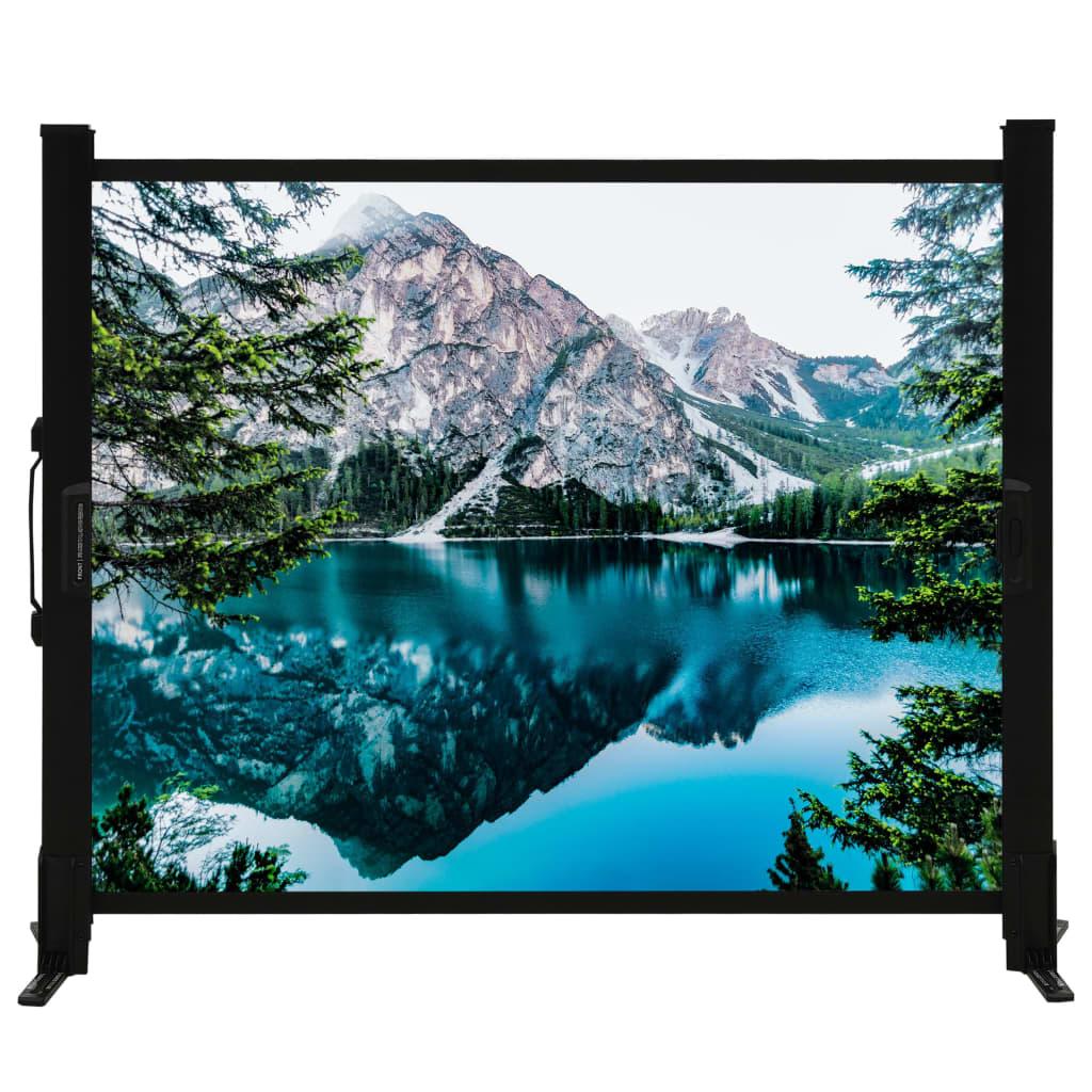Настольный проекционный экран 50 дюймов, 4: 3