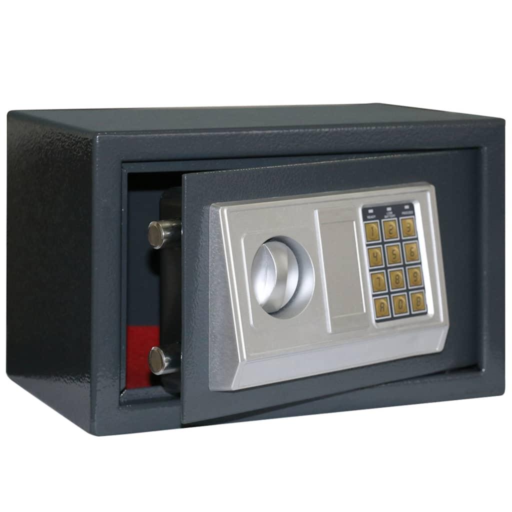 Coffre-fort numérique électronique 31x20x20 cm