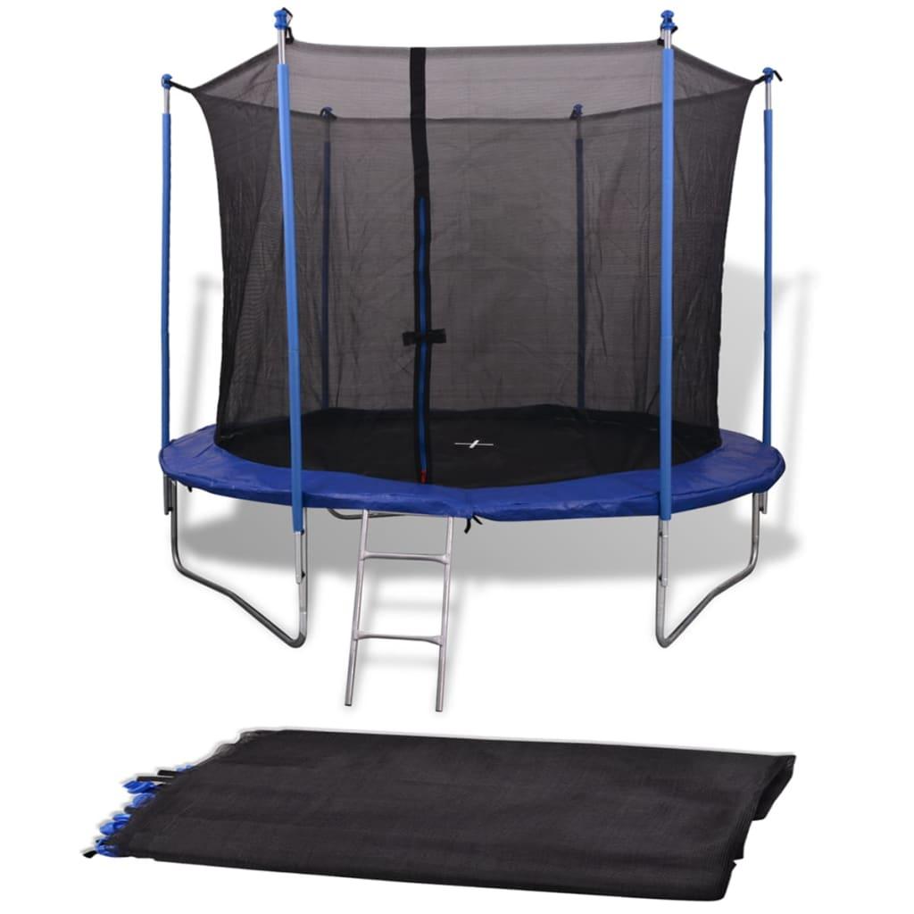 Filet de sécurité pour trampoline rond de 3.05 m