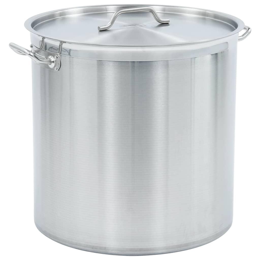 鍋98L 50x50cmステンレス鋼