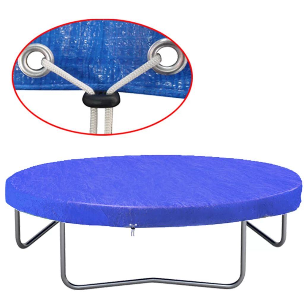 Housse de trampoline PE 450-457 cm 90 g / m²