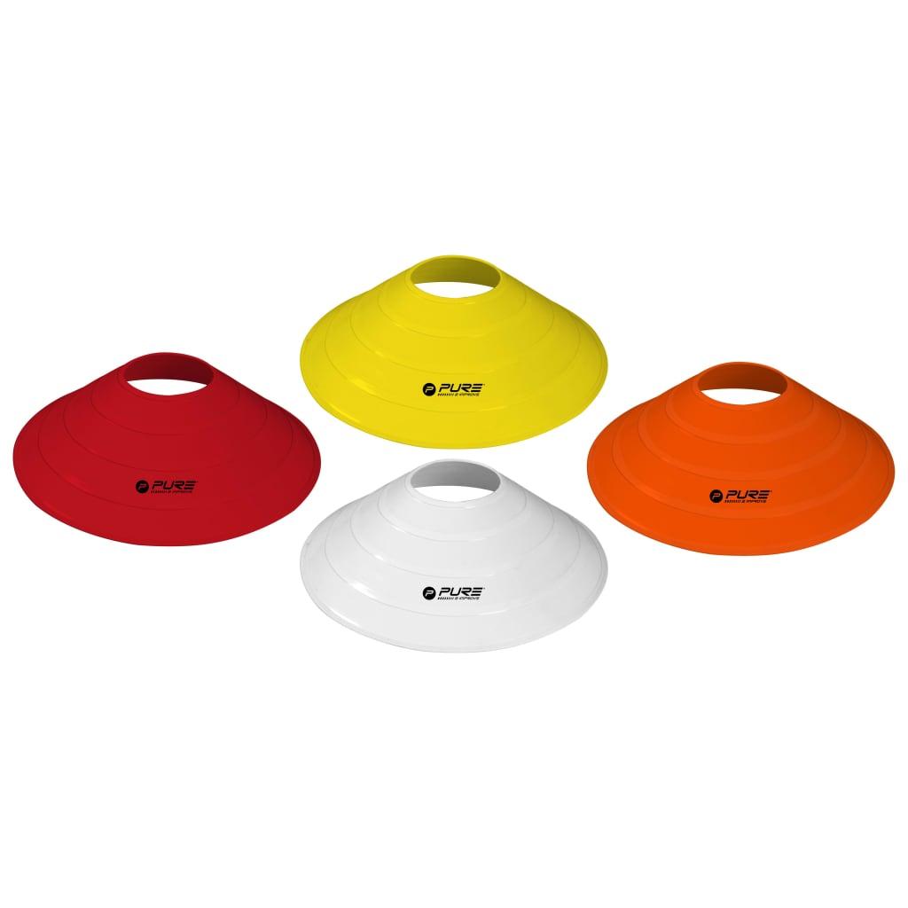 Pure2Improve Набор конусов для маркерных дисков, 50 шт.