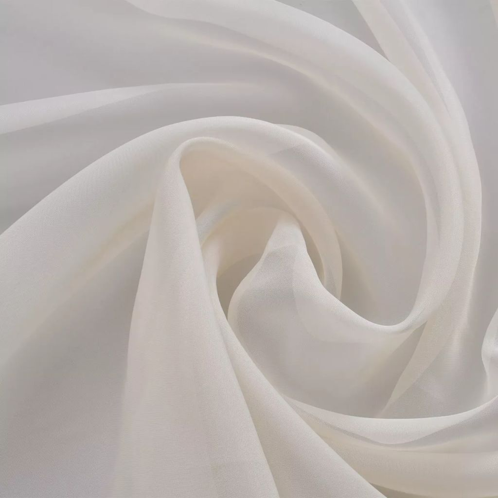 Tissu Voile 1.45 x 20 m Crème