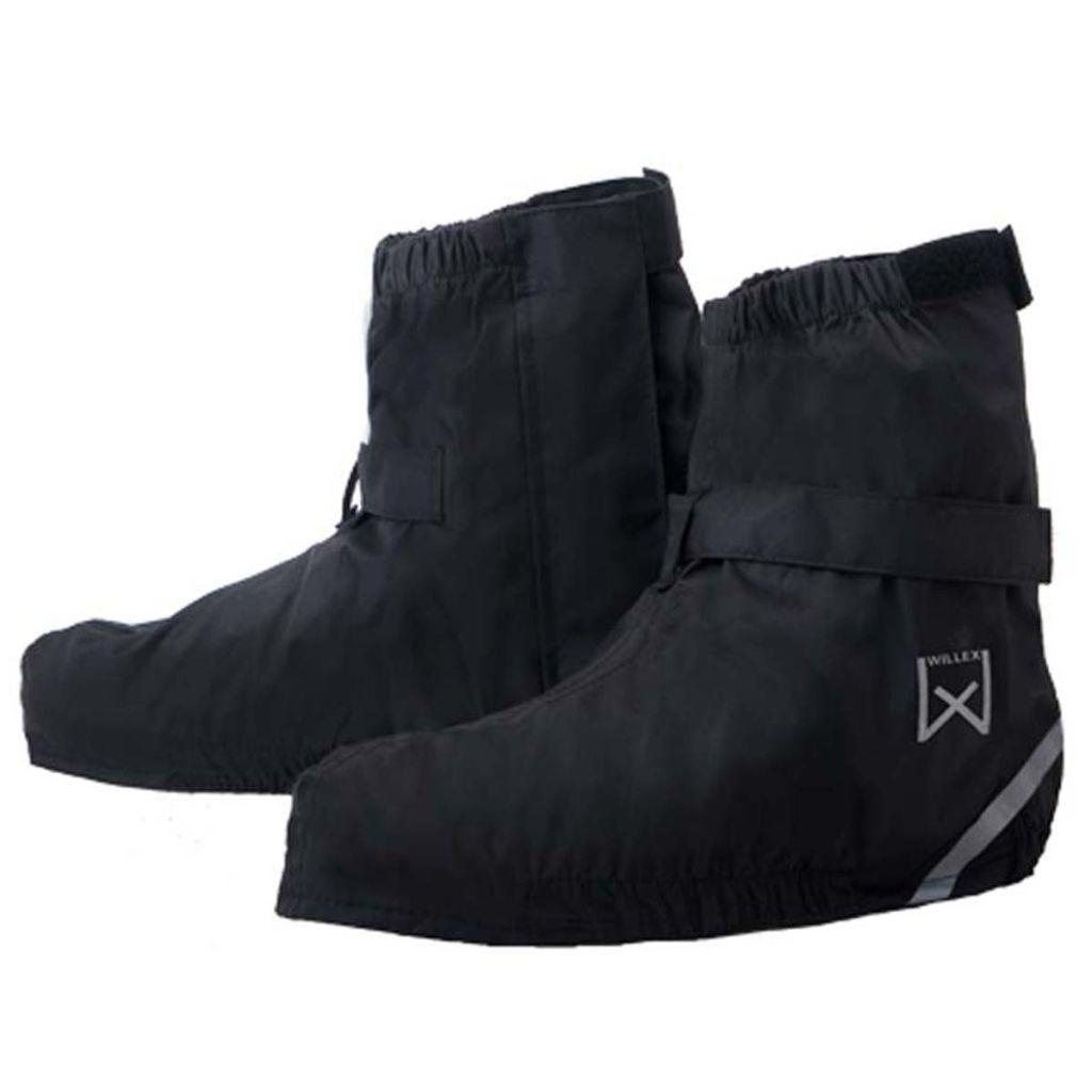 Willex ochraniacze na buty rowerowe krótkie 36-39 czarne 29423