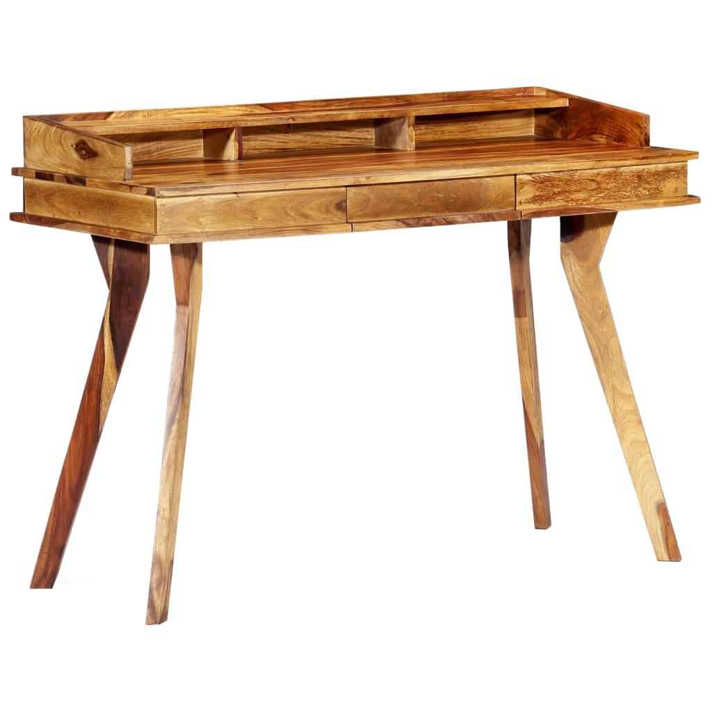 Επιφάνεια γραφείου 115x50x85 cm Στερεό ξύλο Sheesham