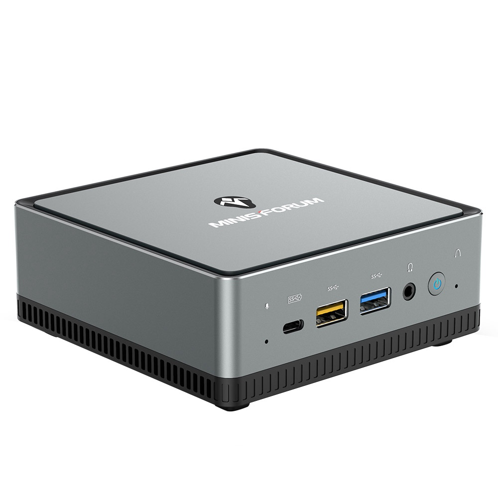 Minisforum UM250 MINI PC 16 Go / 512 Go AMD Ryzen5 2500U Mini PC Windows 10 Pro Radeon Vega 8 Graphiques