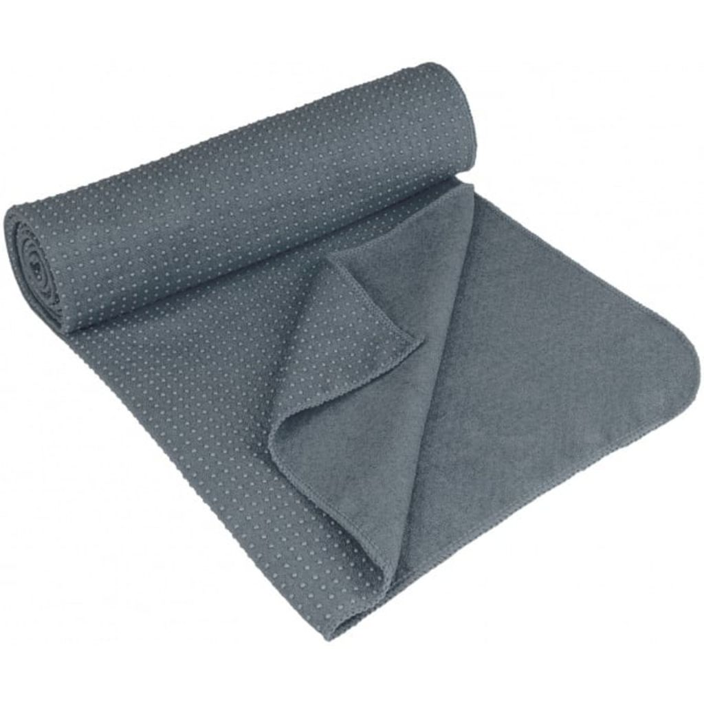 Полотенце для йоги Avento Anti Skid Aura Grey