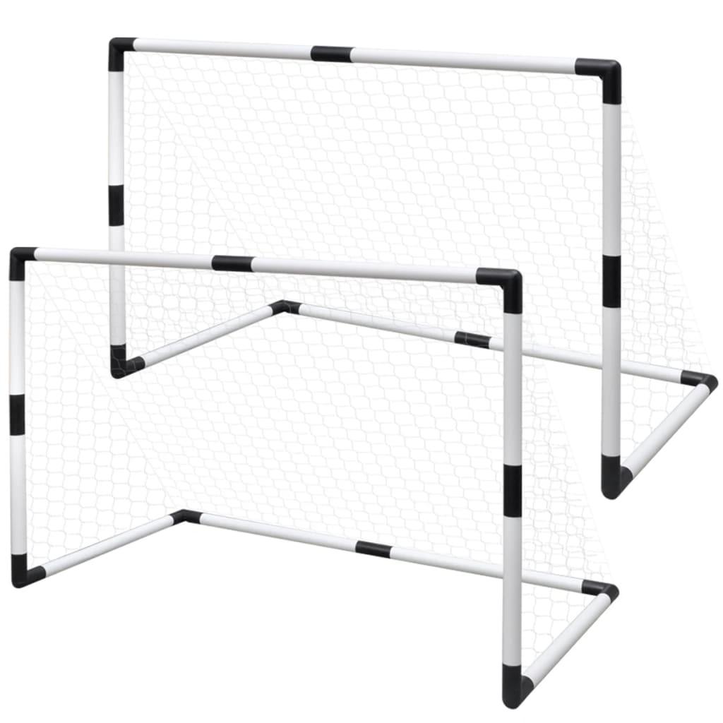 Сетка для мини-футбольных ворот, 2 шт. Для детей 91.5 x 48 x 61 см