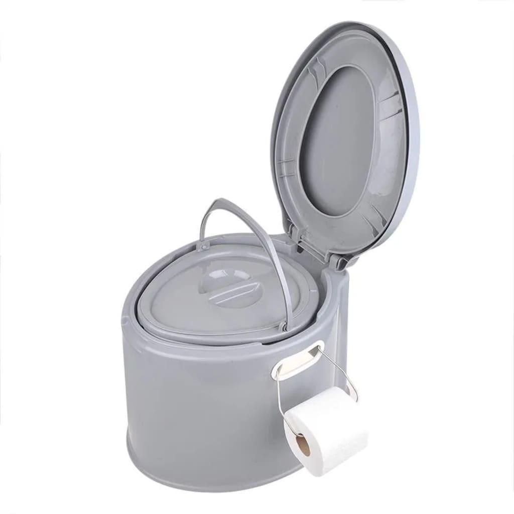 Przenośna toaleta ProPlus 7L szara