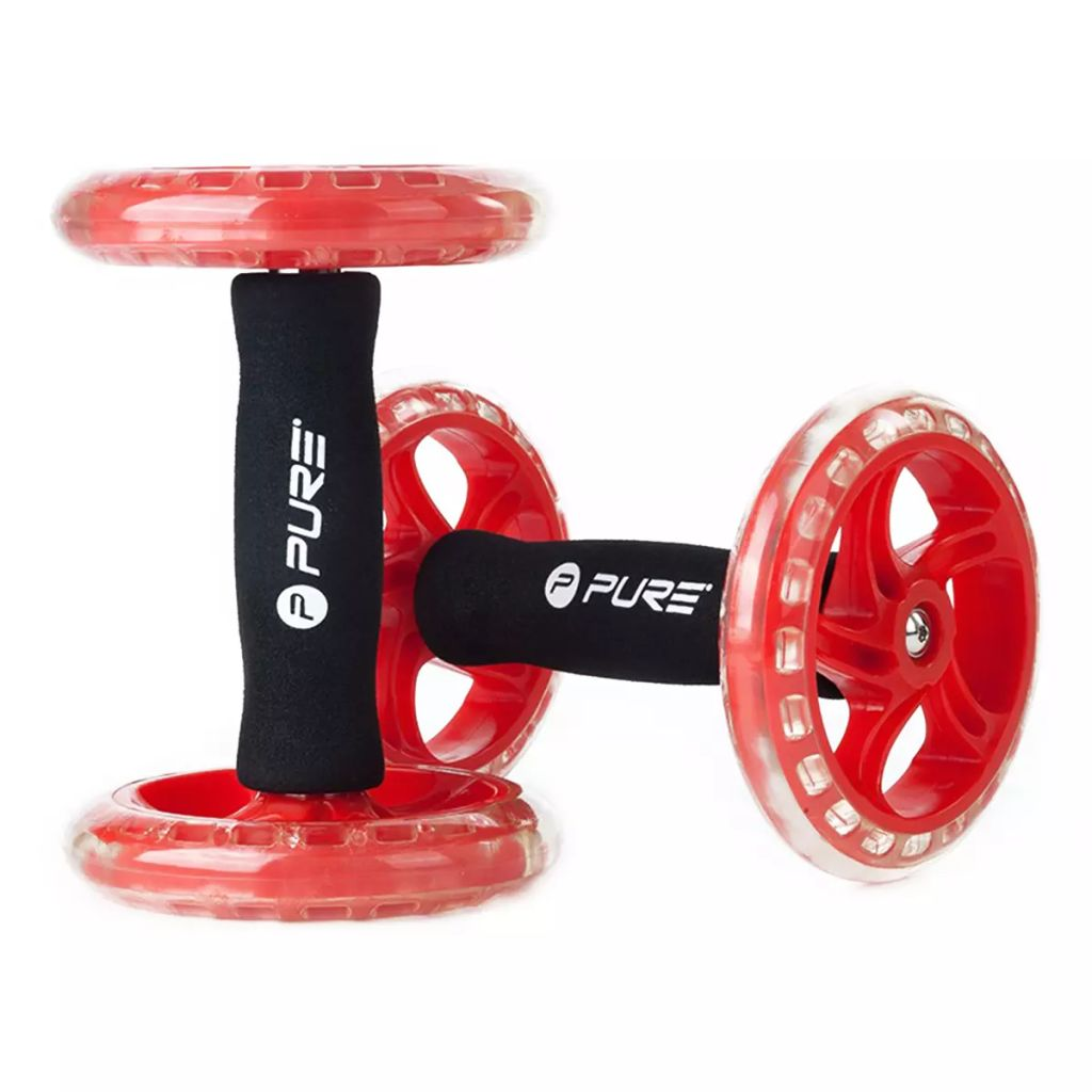 Ruote Pure2Improve Core Training 2 pezzi rosse