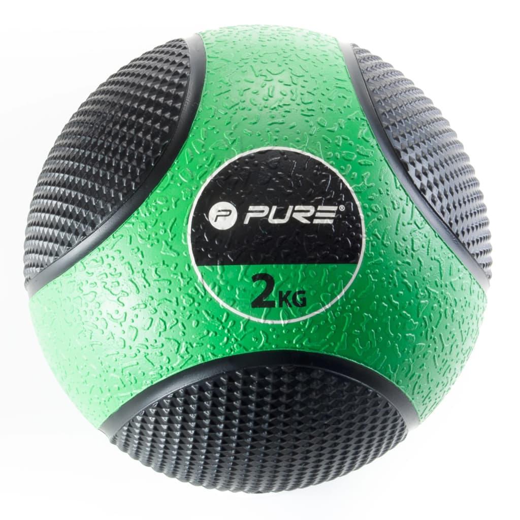Pure2Improve Palla Medica 2 kg Verde