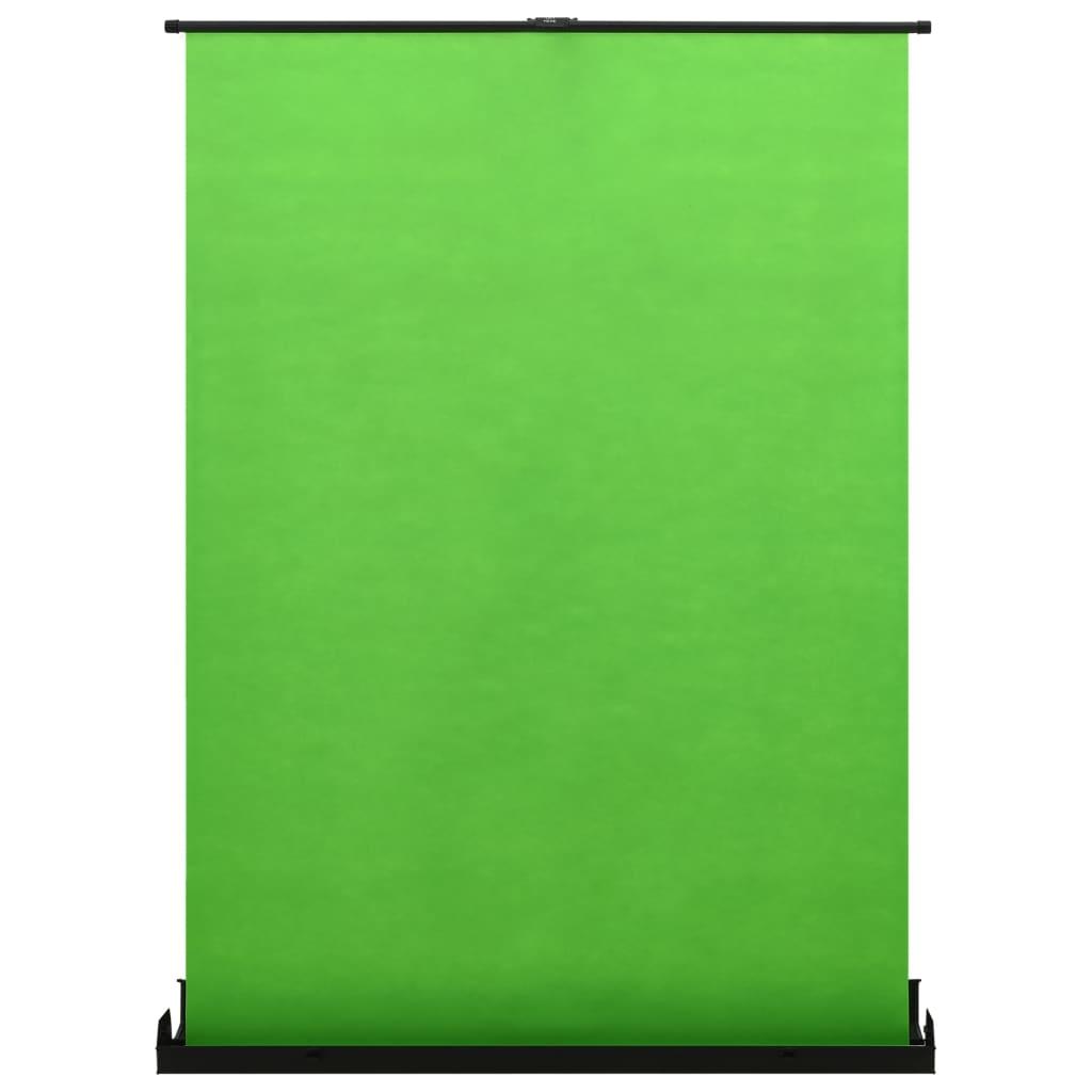 """Toile de fond de photographie vert 72 """"4: 3"""