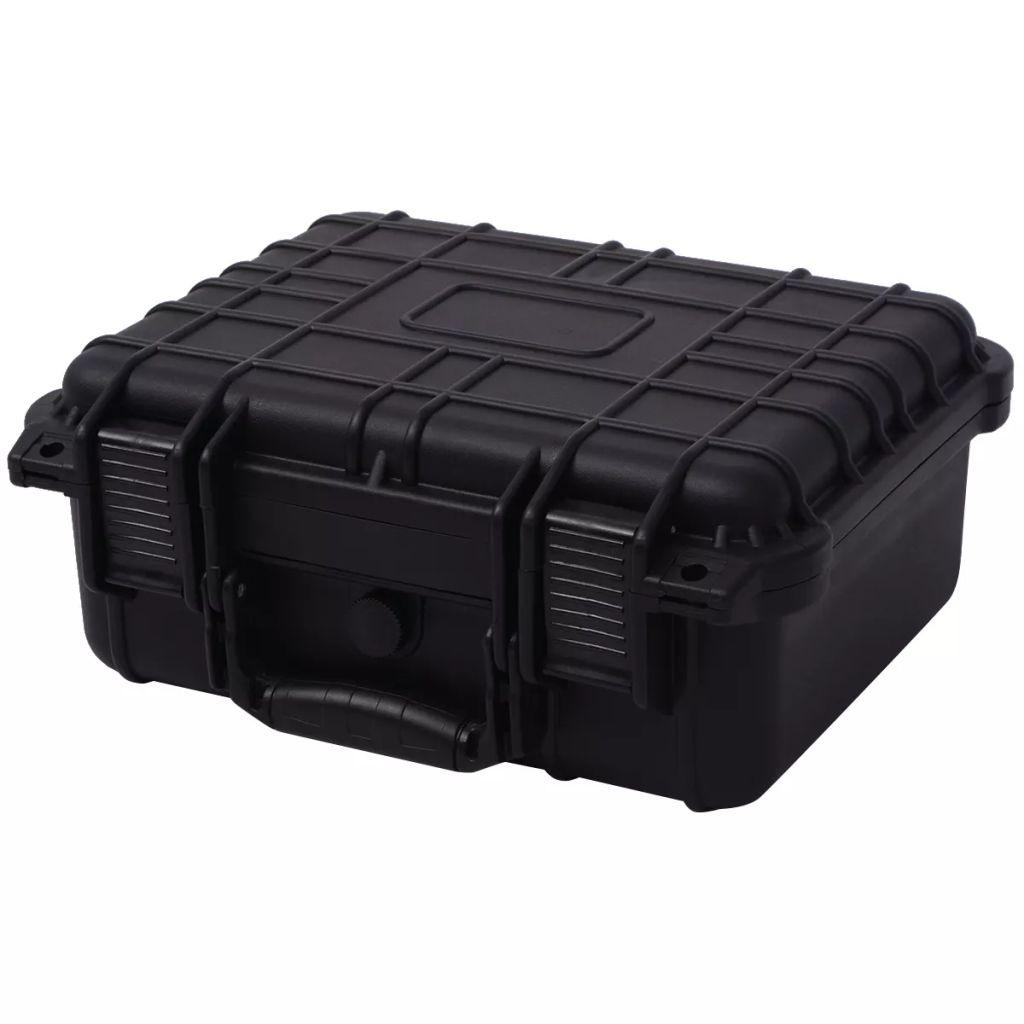 Étui de protection 35x29.5x15 cm noir
