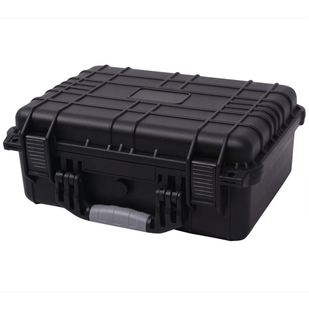 Étui de protection 40.6x33x17.4 cm noir