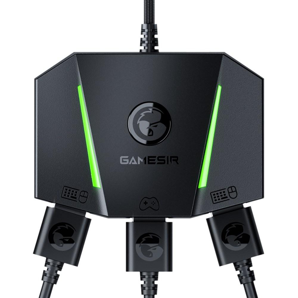 GameSir VX AimBox-konsoladapter för flera plattformar Vändbar USB 2.0 Kompatibel med Xbox One / X / S, PlayStation4 / 5, Nintendo Switch
