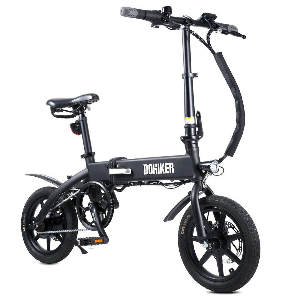 DOHIKER KSB14 Folding Electric Bicycle 36V 250W Brushless Motor 14
