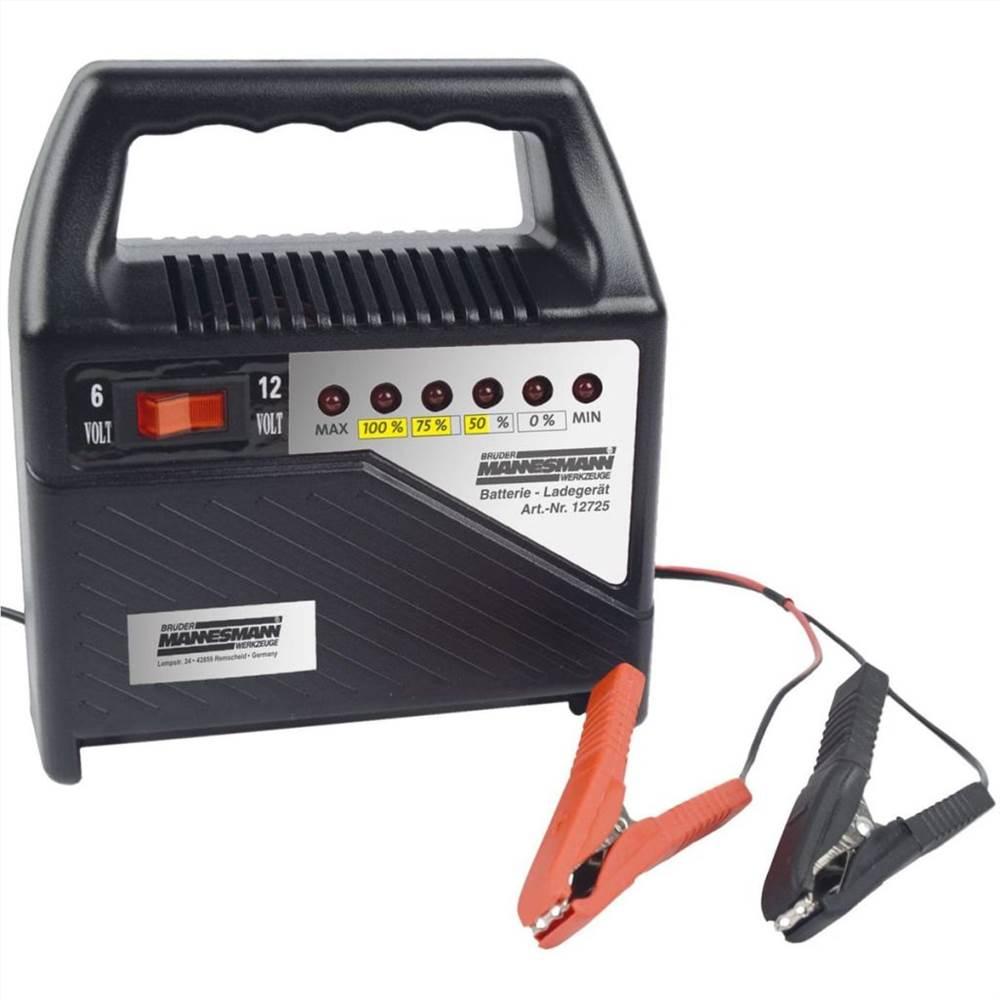 ブリューダーマンネスマンバッテリー充電器6 / 12V 12725