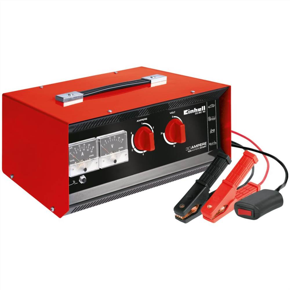 Einhellバッテリー充電器CC-BC30 1078121