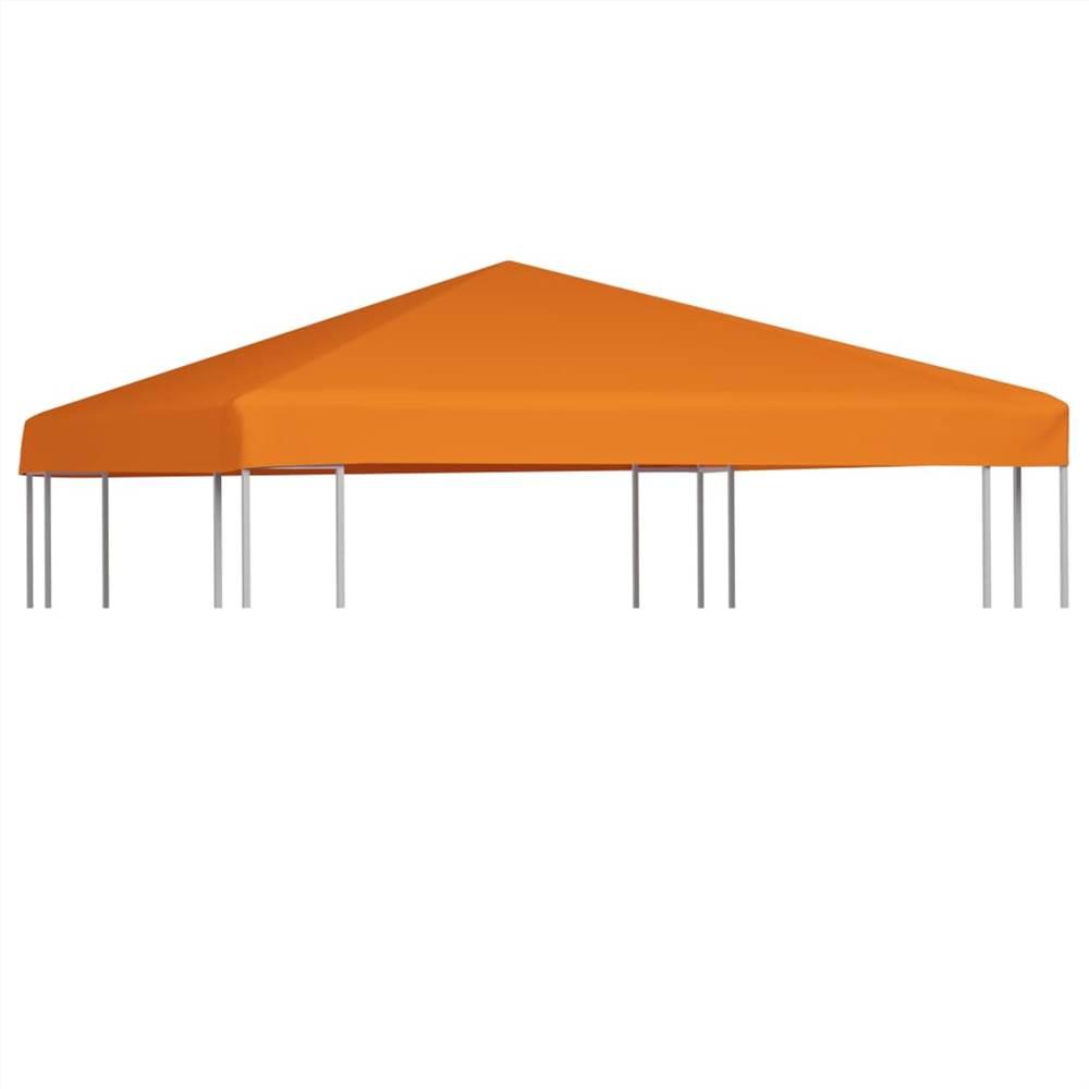 Couverture supérieure pour gazebo 310 g / m² 3x3 m Orange