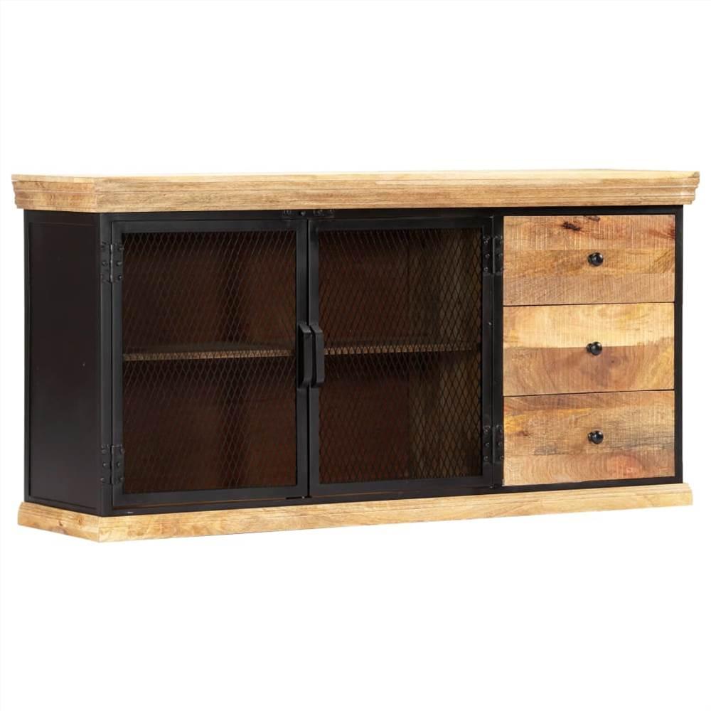 Sideboard 150x40x75 cm Solid Mango Wood