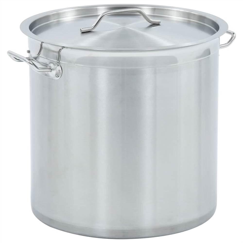 鍋33L 35x35cmステンレス鋼