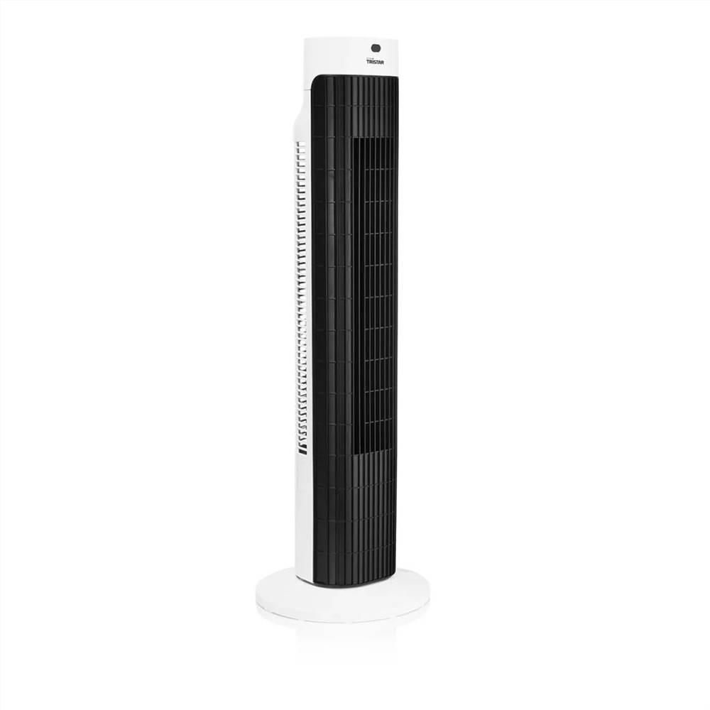 Tristar Tower Fan VE-5999 45 W 76 cm Λευκό και Μαύρο