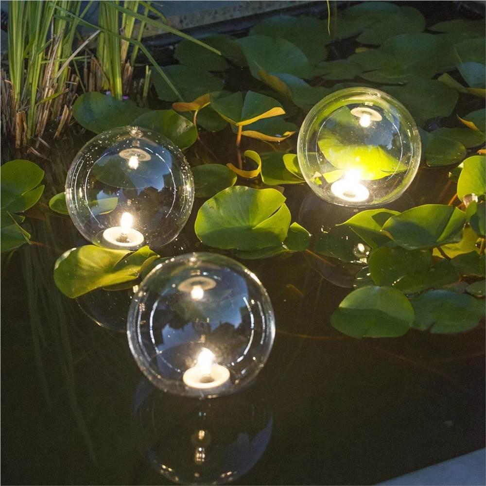 Lumières de bassin LED Ubbink MultiBright Float 3 1354008