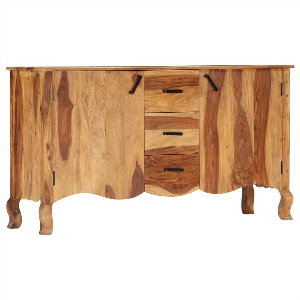 Aparador 145x40x80 cm Sheesham Wood maciço