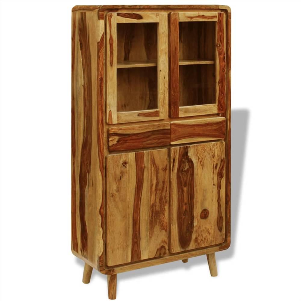 Aparador Sheesham Wood 90x40x175 cm