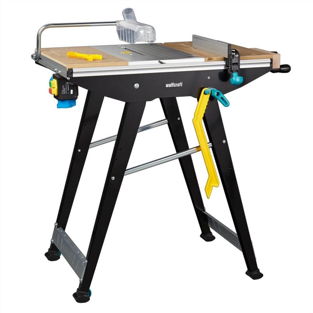 wolfcraft Saw Table Master Cut 1500 94x64x86,5 cm 6906000