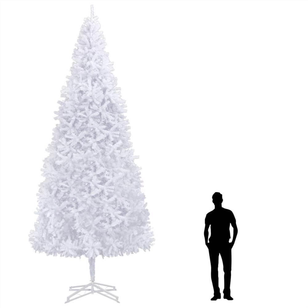 Künstlicher Weihnachtsbaum 500 cm Weiß