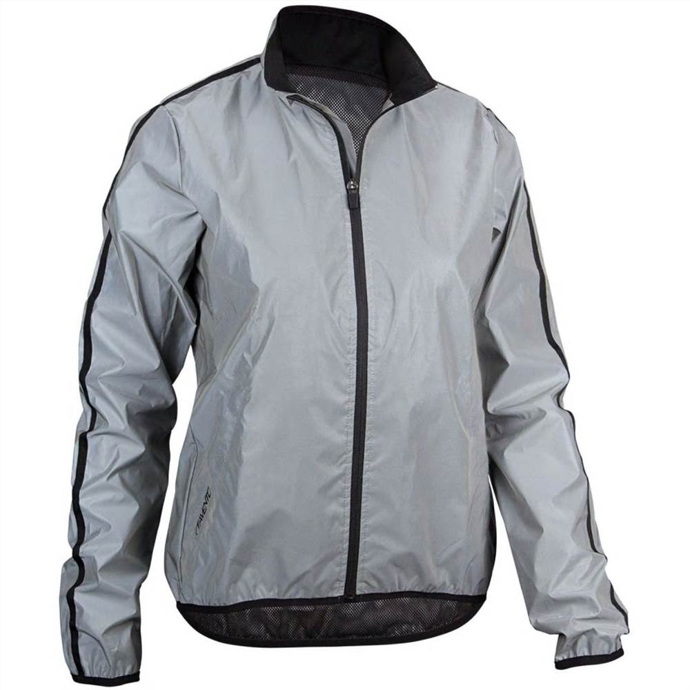 Avento Reflective Running Jacket Women 36 74RB-ZIL-36