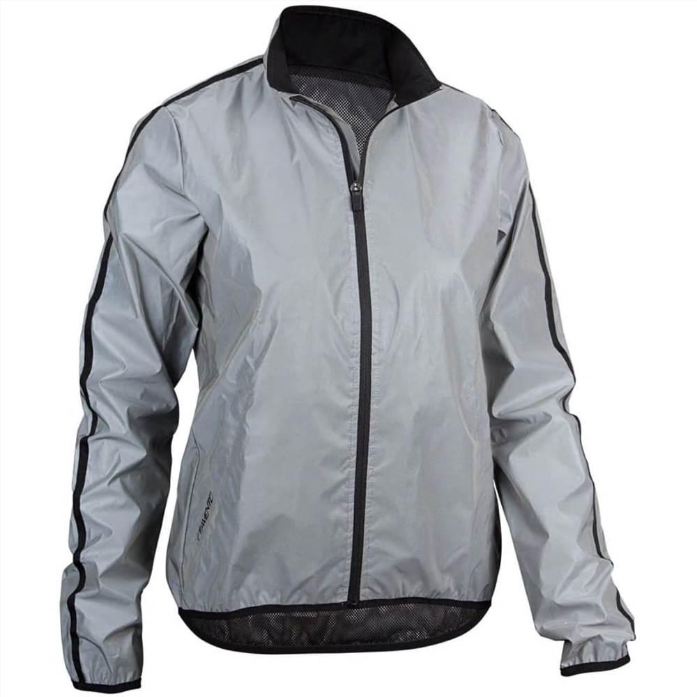 Avento Reflective Running Jacket Women 38 74RB-ZIL-38