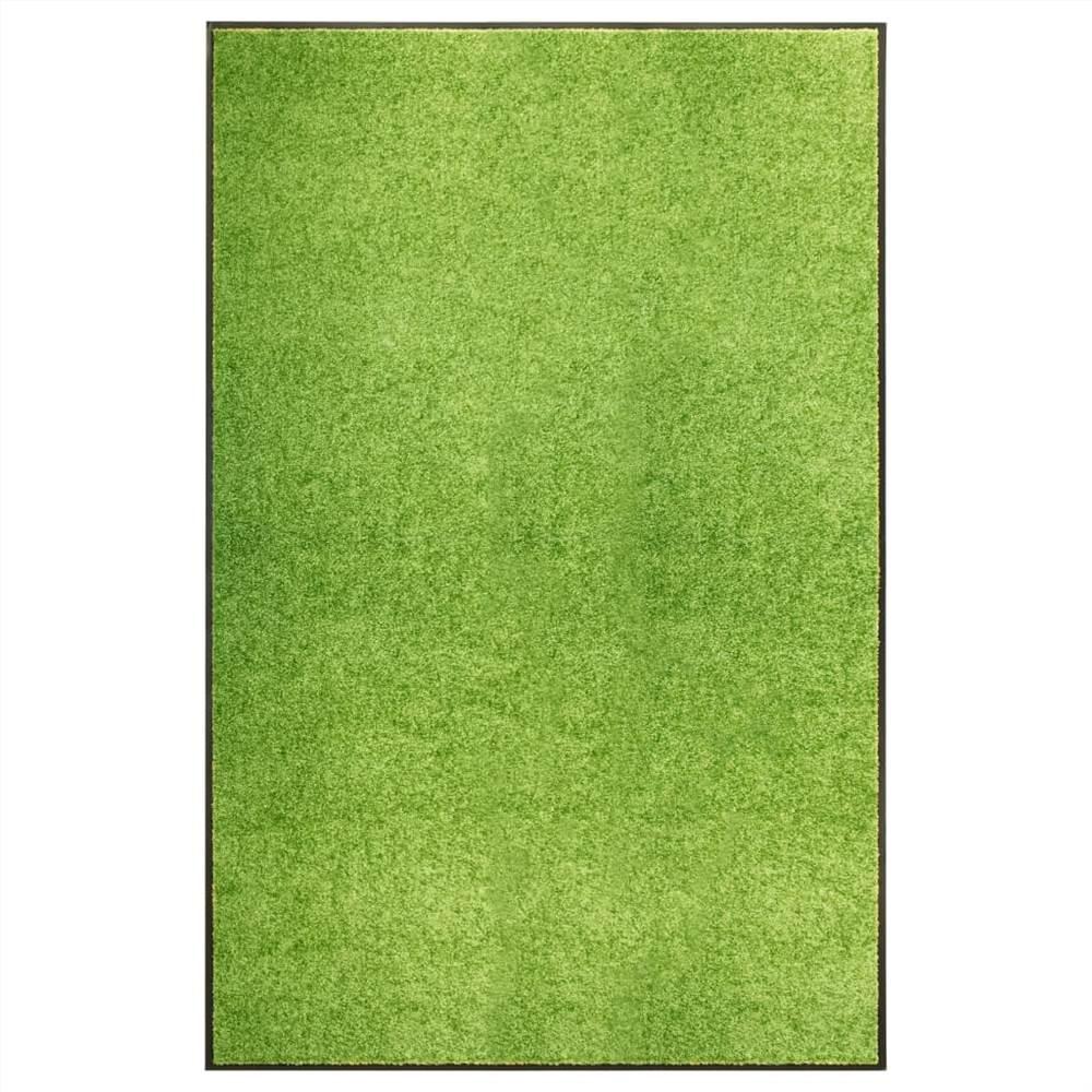 Paillasson Lavable Vert 120x180 cm