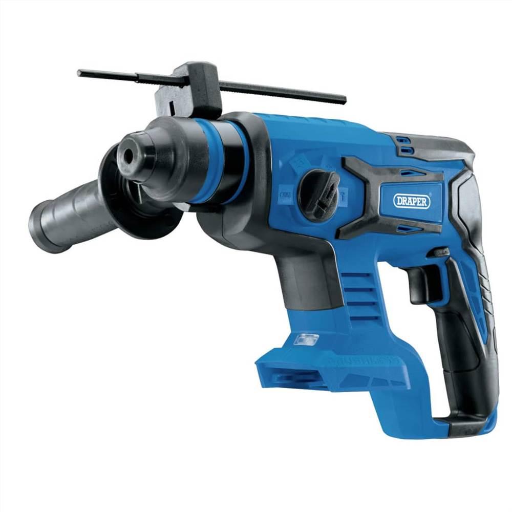 Draper Tools Brushless SDS und Rotary Hammer Drill Bare D20 20V