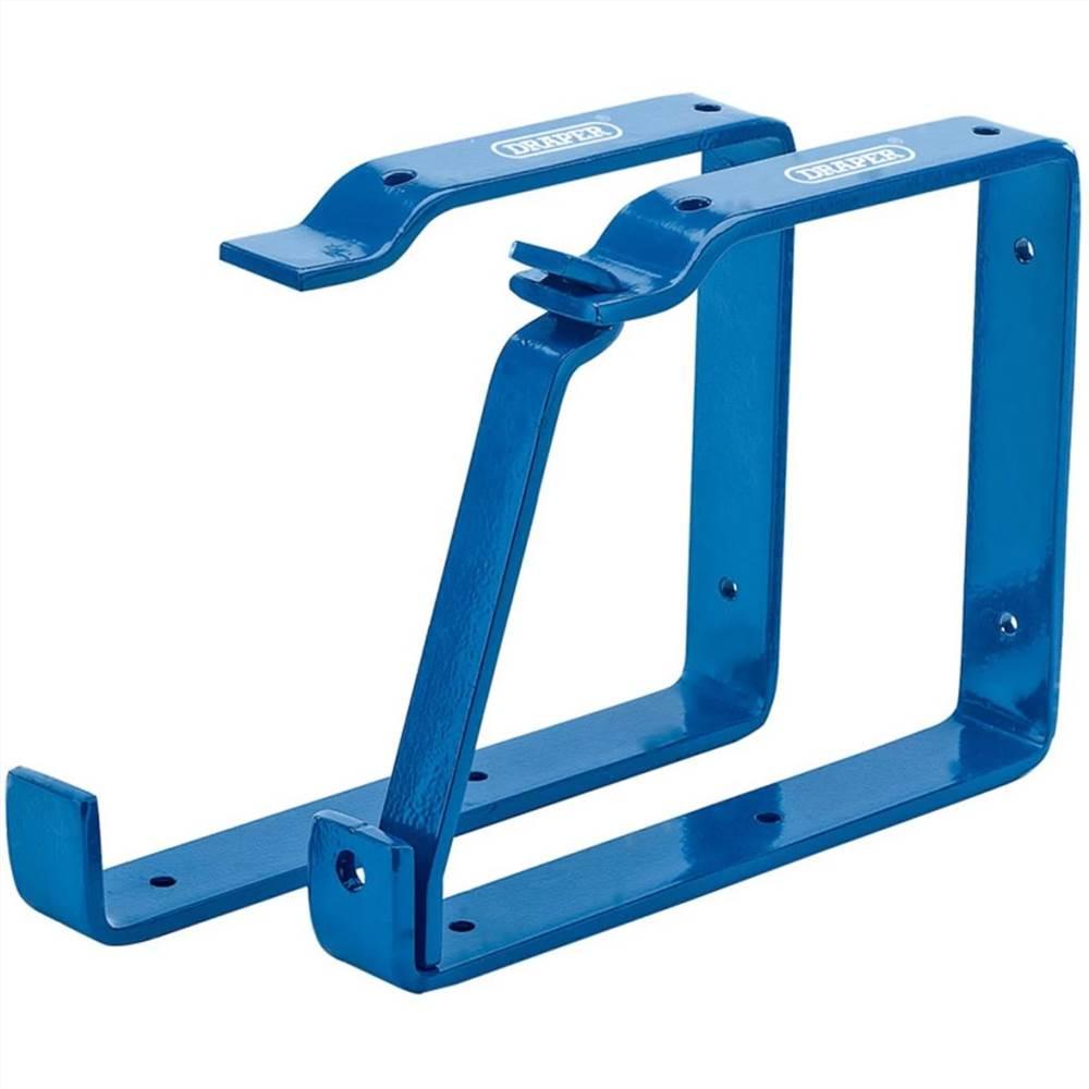 Draper Tools Universal Lockable Ladder Storage Brackets 2 pcs 24808