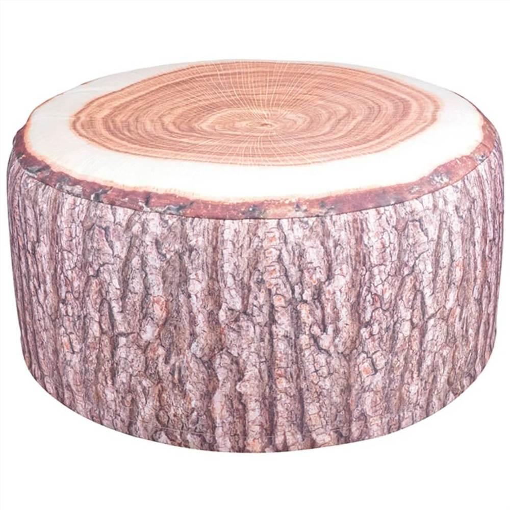 Tronc d'arbre ottoman gonflable extérieur Esschert Design BK014