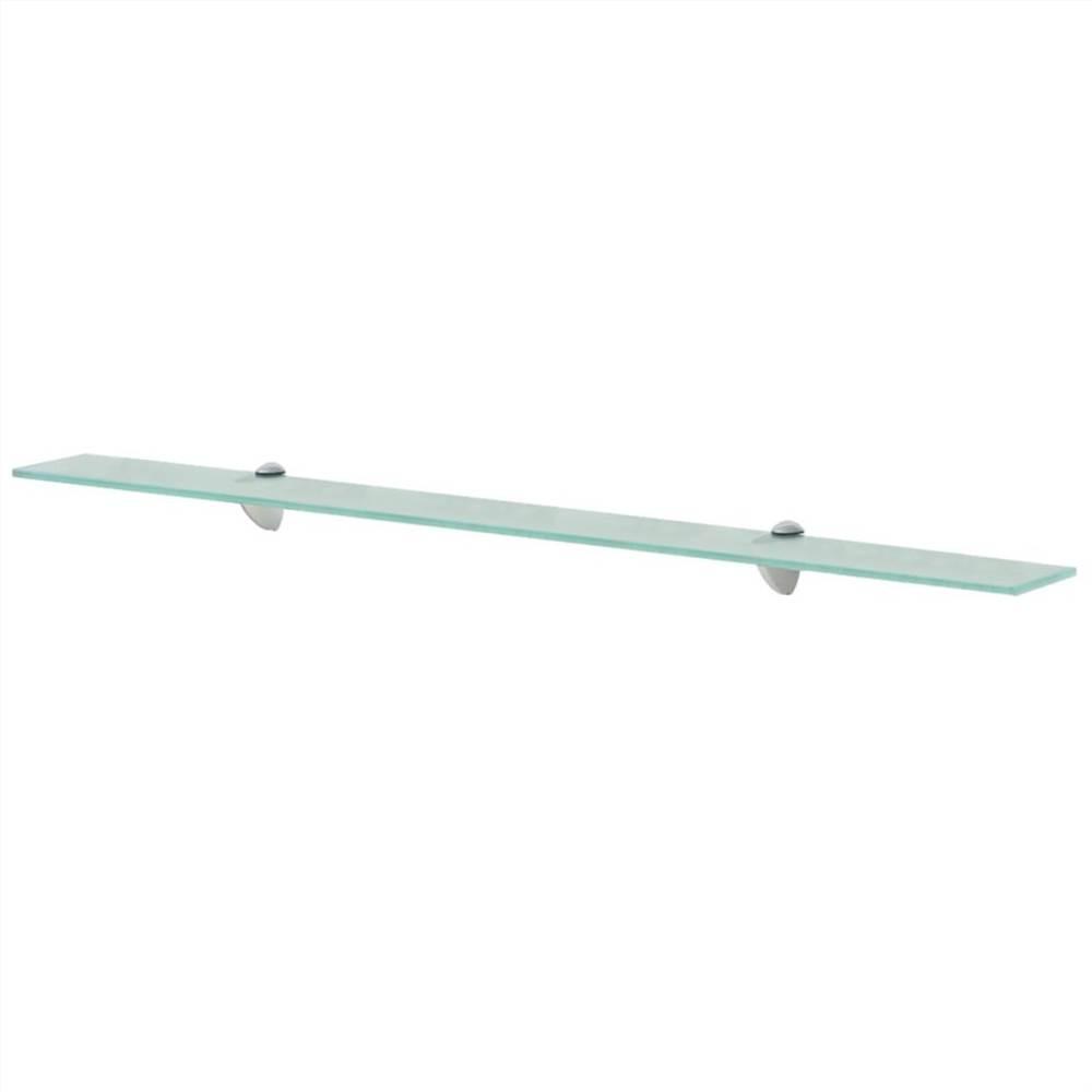 Floating Shelf Glass 100x10 cm 8 mm