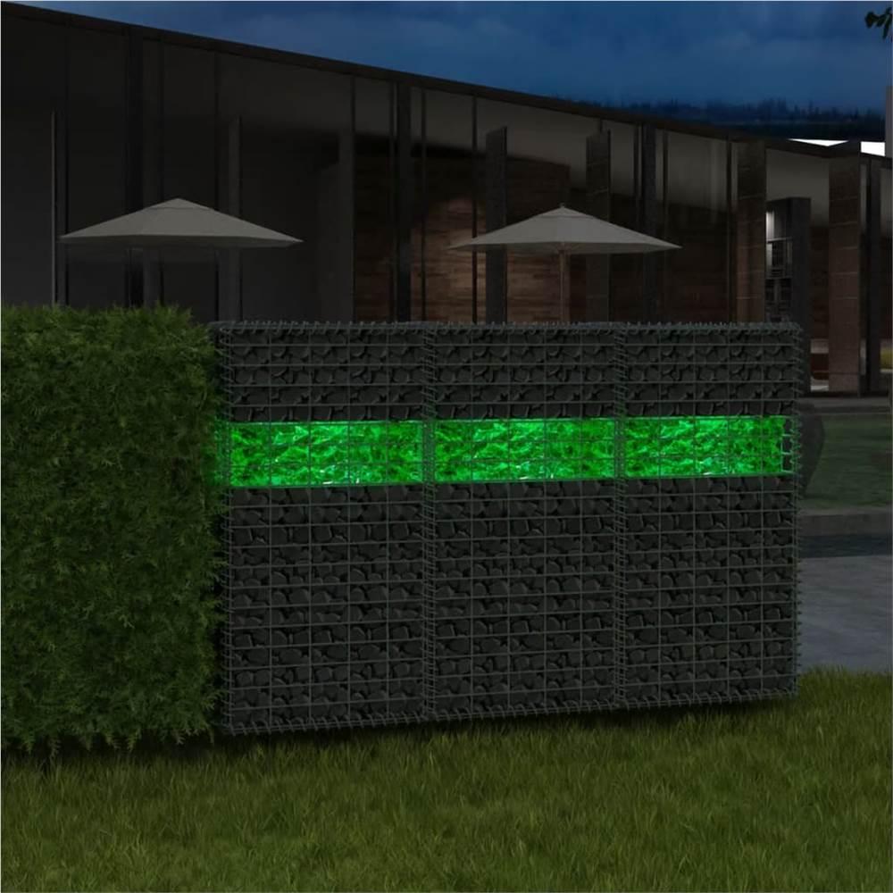 Gabião Rochas Verde Vidro 60-120 mm 25 kg