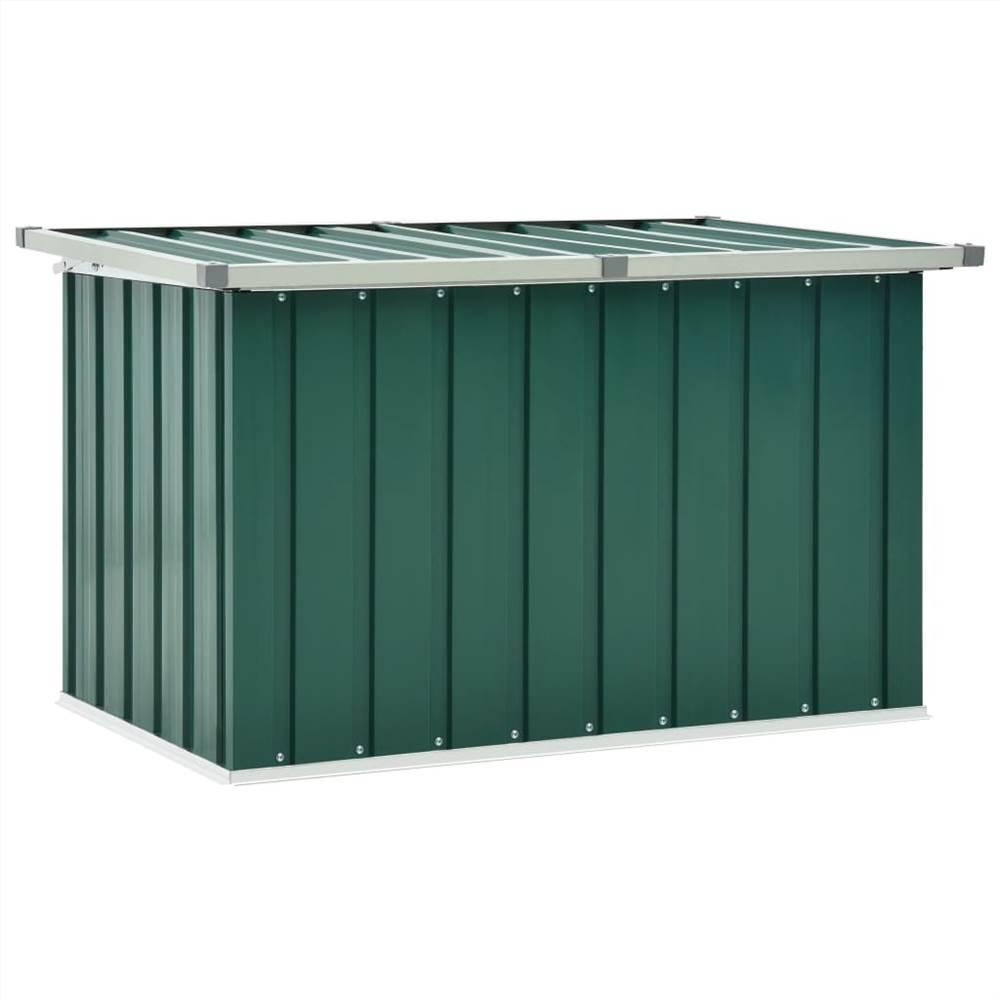 Garten Aufbewahrungsbox Grün 109x67x65 cm
