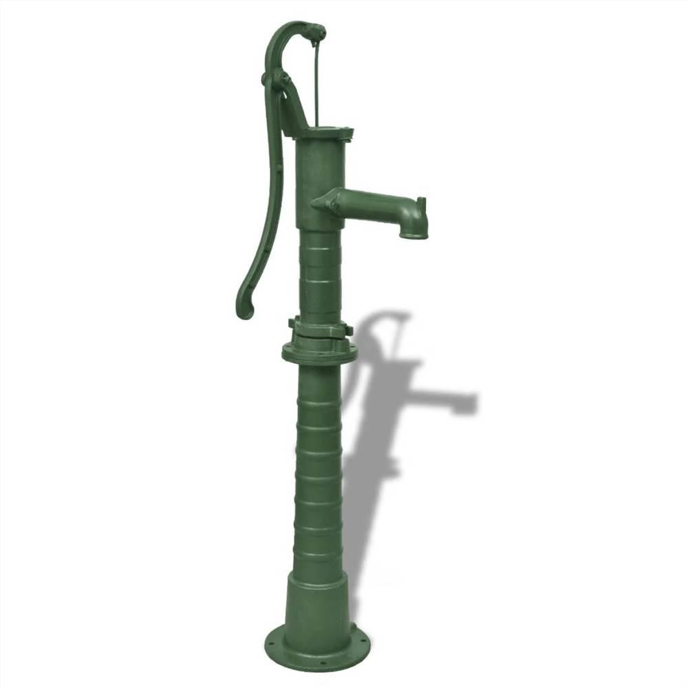 Pompe à eau de jardin avec support