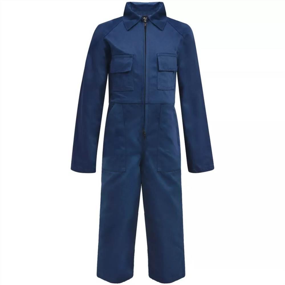 Salopette Enfant Taille 134/140 Bleu