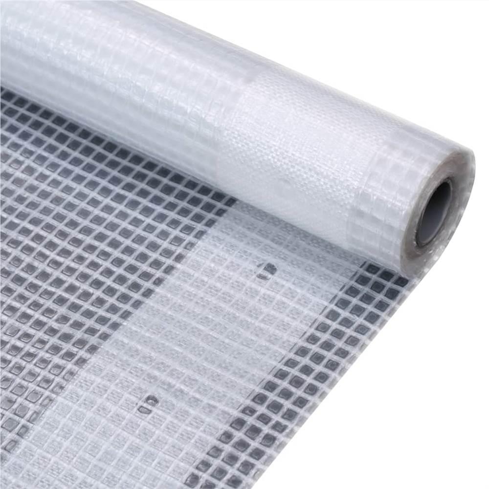 Leno Tarpaulin 260 g/m² 2x20 m White