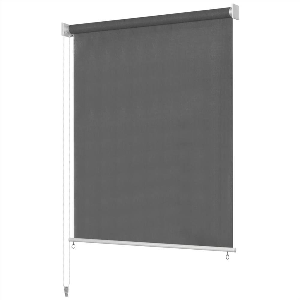 Outdoor Roller Blind 300x230 cm Anthracite
