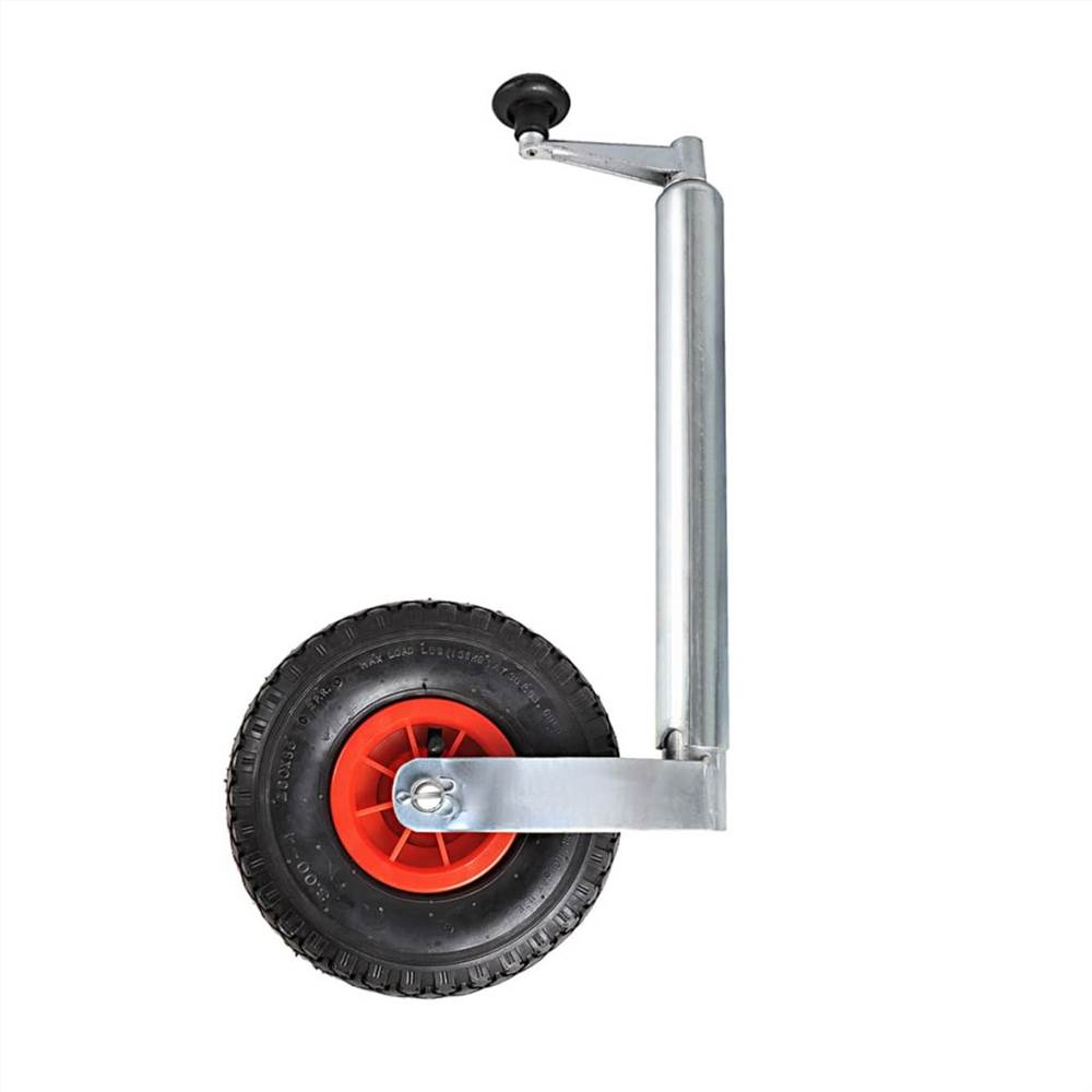 Jante métallique ProPlus Jockey Wheel avec pneu pneumatique 26 x 8.5 cm 341503