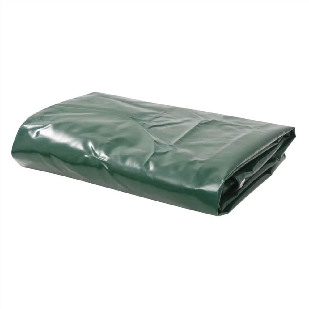 Tarpaulin 650 g/m² 3x6 m Green