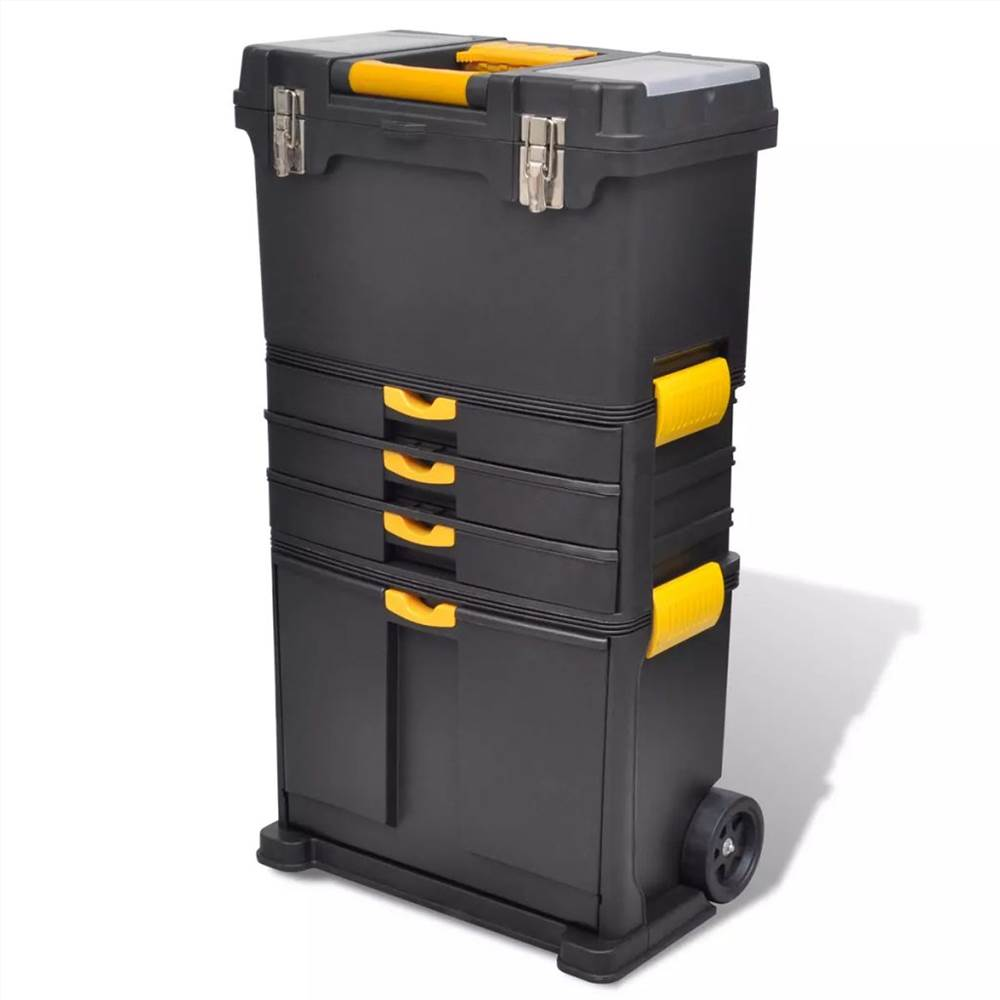 Tool Case Chest Tool Trolley Portable  - buy with discount
