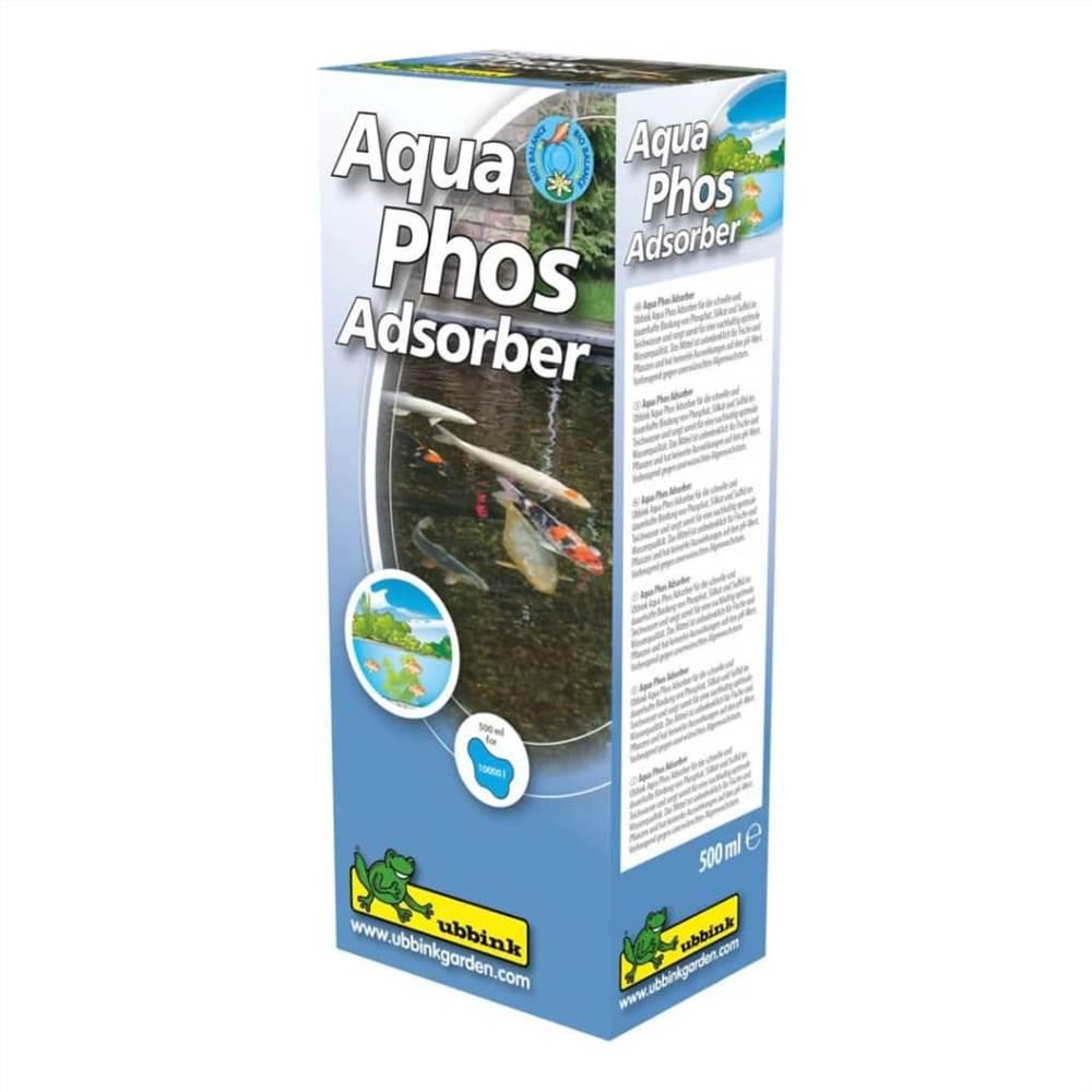 Ubbink Pond Traitement de l'eau Aqua Phos Adsorber 500 ml